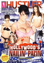 Hollywood's Nailin' Palin Porn Video