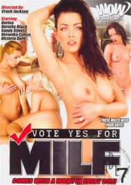 Vote Yes For MILF 7 Porn Video