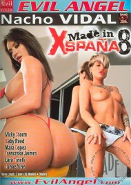 Made In Xspana 8 Porn Video