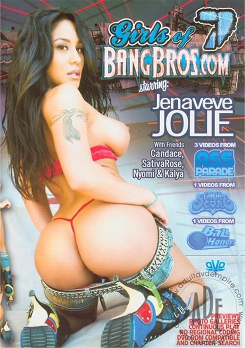 Girls Of Bangbros Vol. 7: Jenaveve Jolie