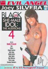 Black She-Male Idol 4: The Auditions Porn Video