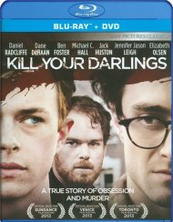 Kill Your Darlings (Blu-ray + DVD Combo) Gay Cinema Movie