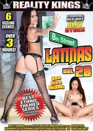 8th Street Latinas Vol. 28 image