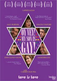 Oy Vey! My Son is Gay! gay cinema DVD from Breaking Glass Pictures.