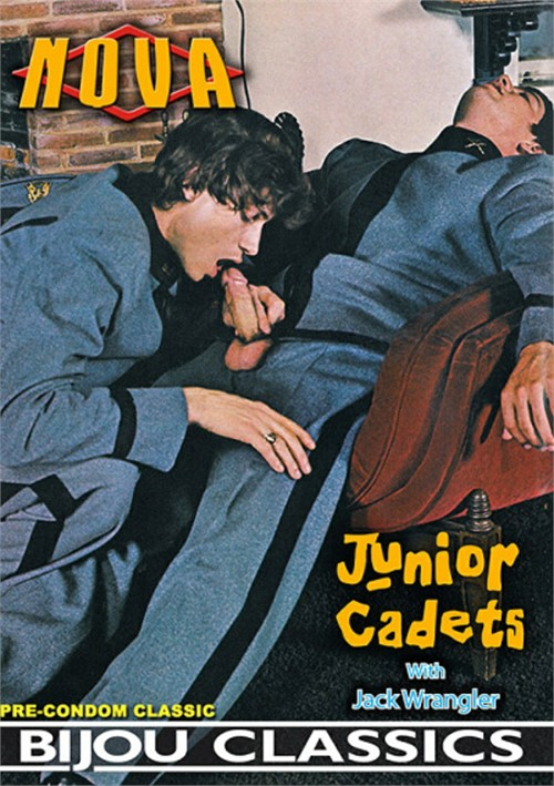 Junior Cadets Boxcover