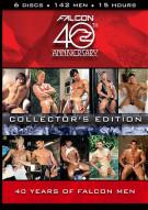 Falcon 40th Anniversary Collectors Edition Gay Porn Movie