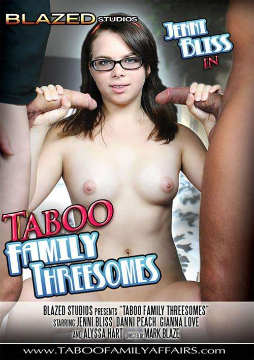 Taboo Family Threesomes (2015)