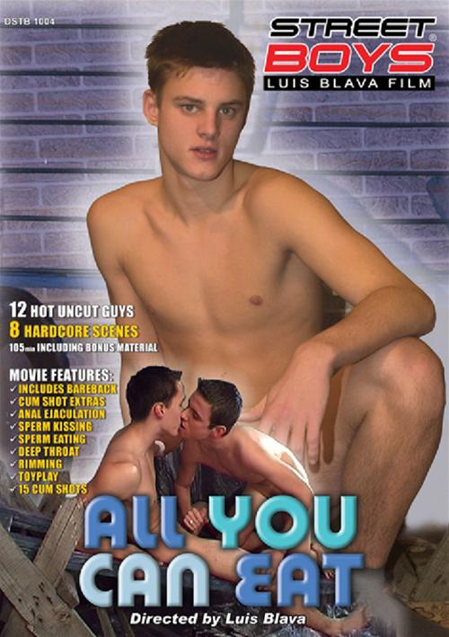 All You Can Eat Cover Front