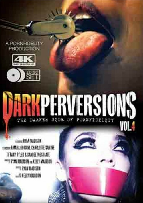 Dark Perversions Vol. 4 Boxcover