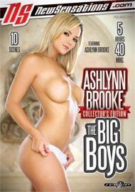 Ashlynn Brooke Collector's Edition: The Big Boys Porn Video