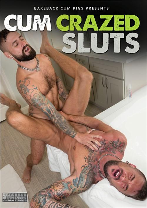 Cum Crazed Sluts Boxcover