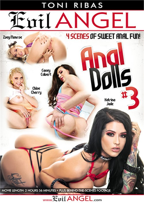 Anal Dolls 3 2017  Adult Dvd Empire-7030
