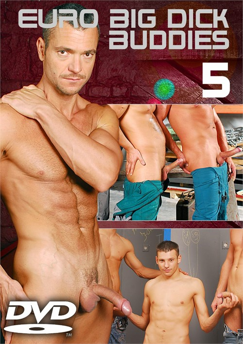 Euro Big Dick Buddies 5 Boxcover