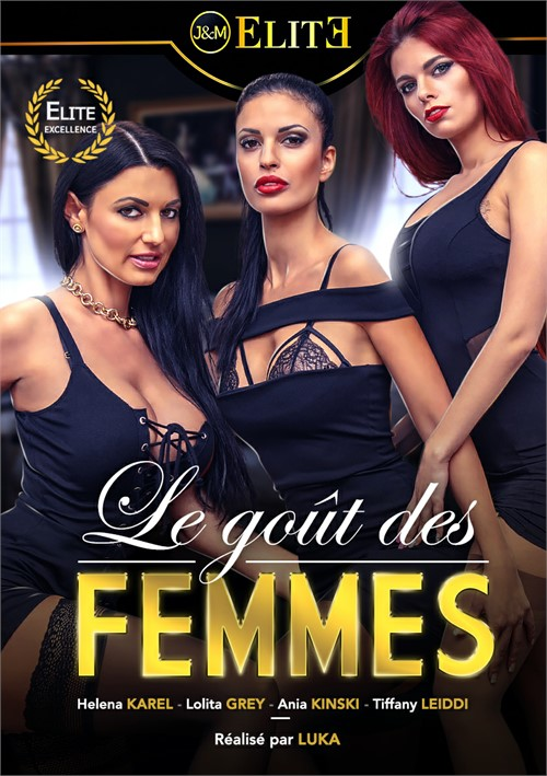 Le Gout des Femmes Boxcover