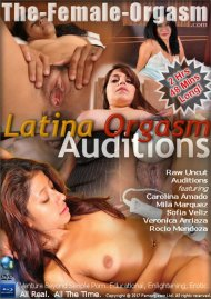 Femorg: Latina Orgasm Auditions Porn Video