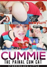 Cummie: The Painal Cum Cat Porn Video