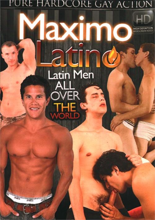 Maximo Latino Boxcover
