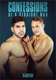 Confessions Of A Straight Man gay porn DVD from Men.com