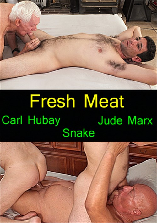 Fresh Meat Boxcover