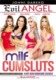 MILF Cumsluts DVD porn movie from Evil Angel.