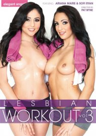 Lesbian Workout 3 HD porn video from Elegant Angel.