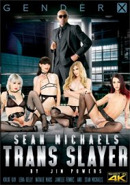 Sean Michaels: Trans Slayer DVD porn movie from Gender X.