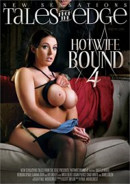 Hotwife Bound 4 DVD porn movie from New Sensations.
