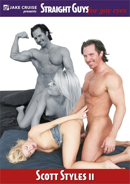 Straight Guys for Gay Eyes: Scott Styles II Boxcover