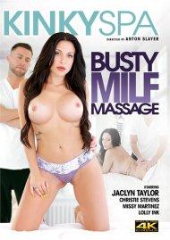 Busty MILF Massage