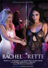 The Bachelorette porn DVD from Girlsway.
