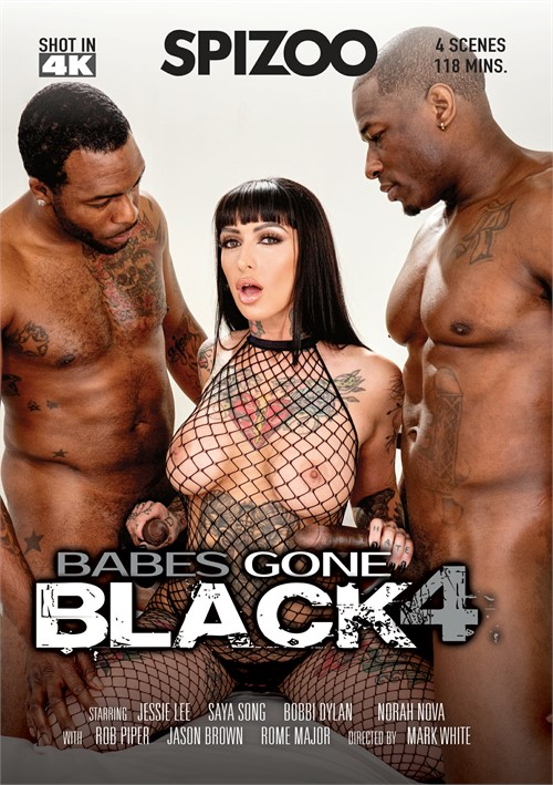 Babes Gone Black 4