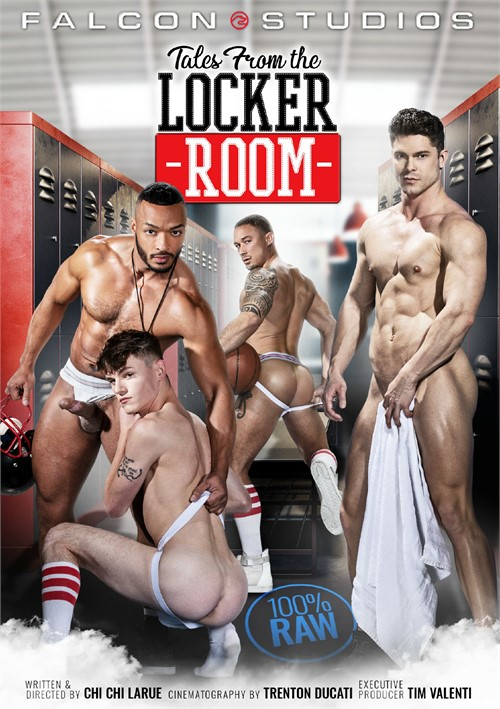 Tales From the Locker Room Cover Front