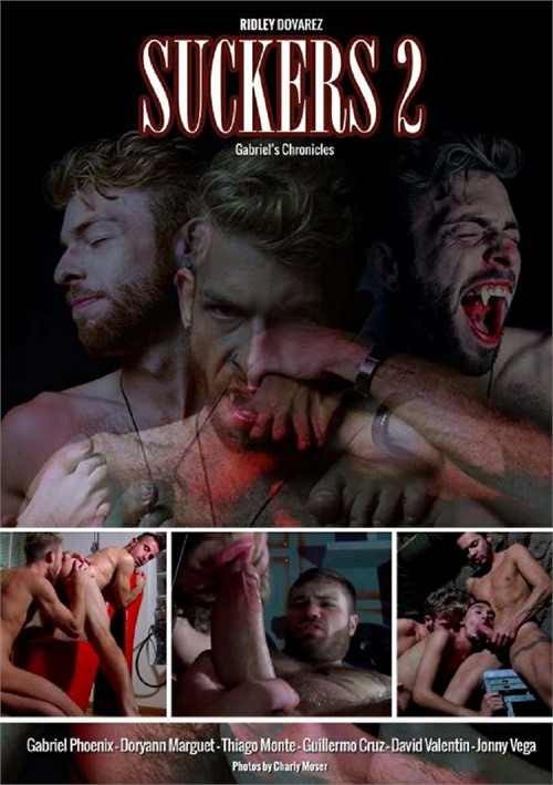 Suckers 2 Boxcover