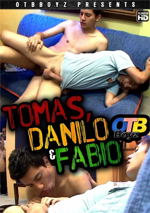 Tomas, Danilo and Fabio Boxcover