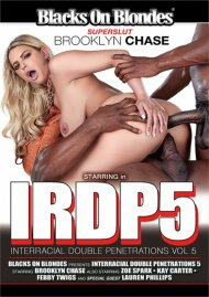 Interracial Double Penetrations Vol. 5 image