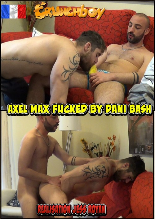 Axel Max Fucked by Dani Bash Boxcover