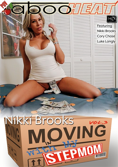 Nikki Brooks in Moving in With My Stepmom Vol. 3