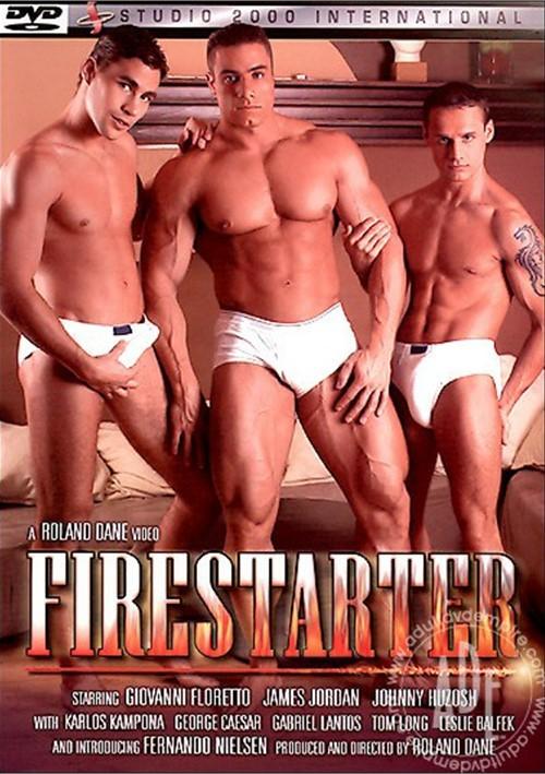 Firestarter Cover Front