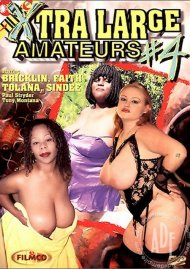 Xtra Large Amateurs #4