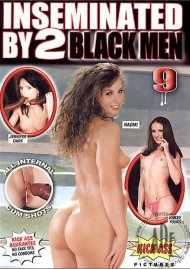 Inseminated By 2 Black Men #9
