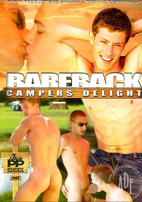 Bareback Campers Delight Boxcover