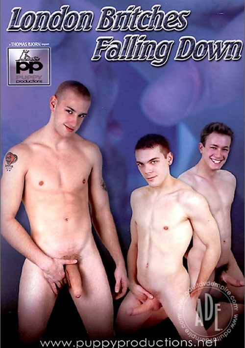 London Bitches Falling Down Boxcover