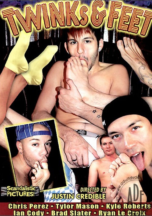Twinks & Feet Boxcover