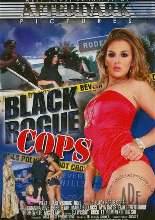Black rogue cops fuck milf