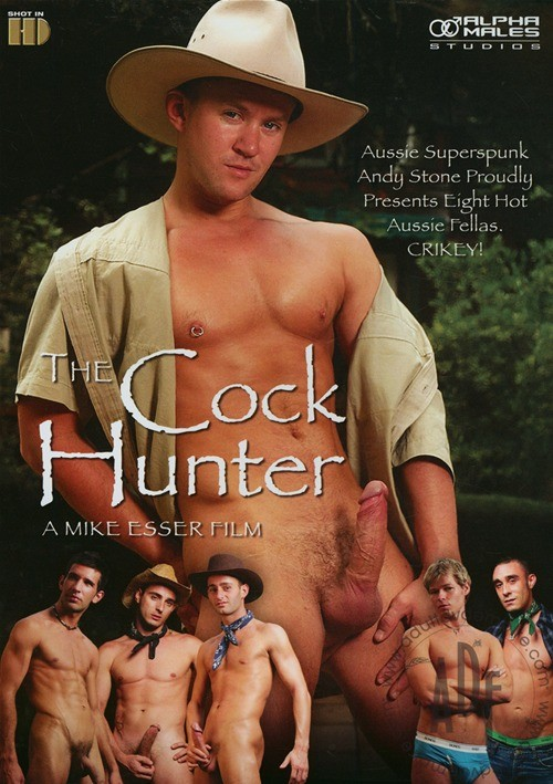 Cock Hunter, The Boxcover