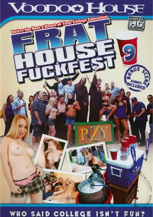 frat house fuck fest video