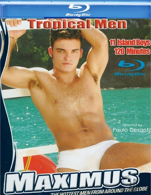 Tropical Men Cover Front