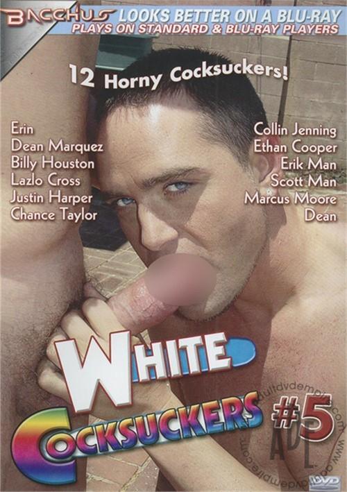 White Cocksuckers #5 Boxcover