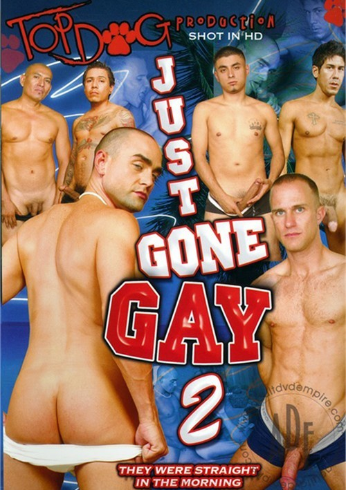 Just Gone Gay 2 Boxcover