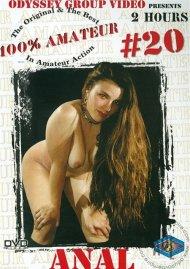 100% Amateur #20: Anal Porn Video